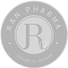 Ranpharma company logo for footer