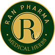Ranpharma company logo for mobile